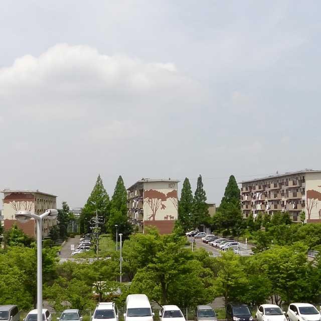 高蔵寺ニュータウン